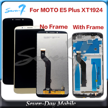 LCD Screen For Motorola Moto E5 Plus XT1924 Display With Touch Assembly