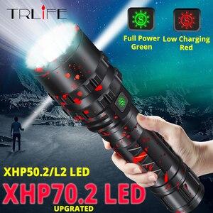 8000LM Xlamp Ultra Bright XHP7