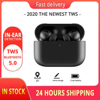 2020 Original Air3 Pro TWS Bluetooth écouteurs Super copie PK réduction du bruit 9D Super basse sans fil stéréo I90000 Max pro