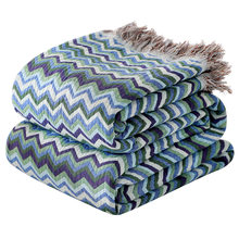 Universal casa de malha sofá sofá cobertor poltrona capa folha cama crianças consolador xadrez 230x250cm
