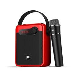 Very loud Subwoofer Karaoke Wireless Speaker 3D Sound bluetooth Speaker System Subwoofer Microphone Phone speaker
