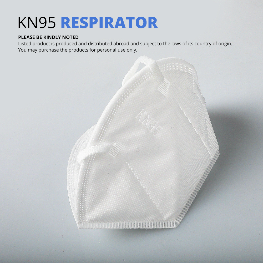 Fast Shipping KN95 5 Layers Filtering Facial Face Masks Dustproof Safety Nonwoven Earloop Disposable KN95 Cover Mouth Dust Mask 5