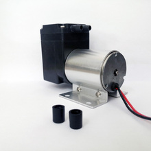 12 24 V Volt Mini Brushless DC Diaphragm Air Inflate&Suction Vacuum Pump 80kpa Vacuum orion vacuum pump krx3 p v 03