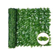 Рулон из искусственных листьев защита от УФ лучей для домашнего