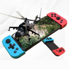 Bluetooth Wireless Phone Game Controller Telescopic PUBG Gamepad Handle for Andr