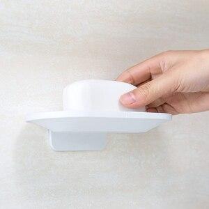 Image 5 - Xiaomi mijia HL ensemble de salle de bain 5 en 1 pour boîte de rangement à crochet à dents de savon et support pour téléphone pour salle de bain outil de salle de douche