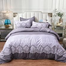 Домашний текстиль Комплект постельного белья с цветочным принтом