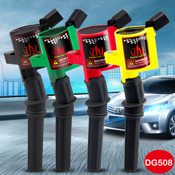 цена на CarBole 8pcs Car Coil DG508  Ignition Coils for 1998-2011 Ford Crown Victoria 4.6L V8 for Lincon for Mercury