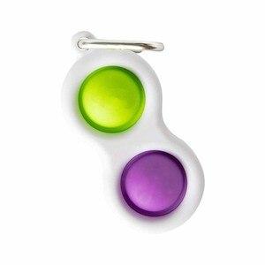 Pop it Fidget Toys для детей и взрослых простая игрушка ямочка для снятия давления с контроллера, подарок|Игрушки-эспандеры|   | АлиЭкспресс