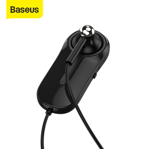 Image 1 - Baseus A06 Bluetooth Earphone Portable Business Wireless Headset Handsfree with Clip for Driving Car Work for iPhone