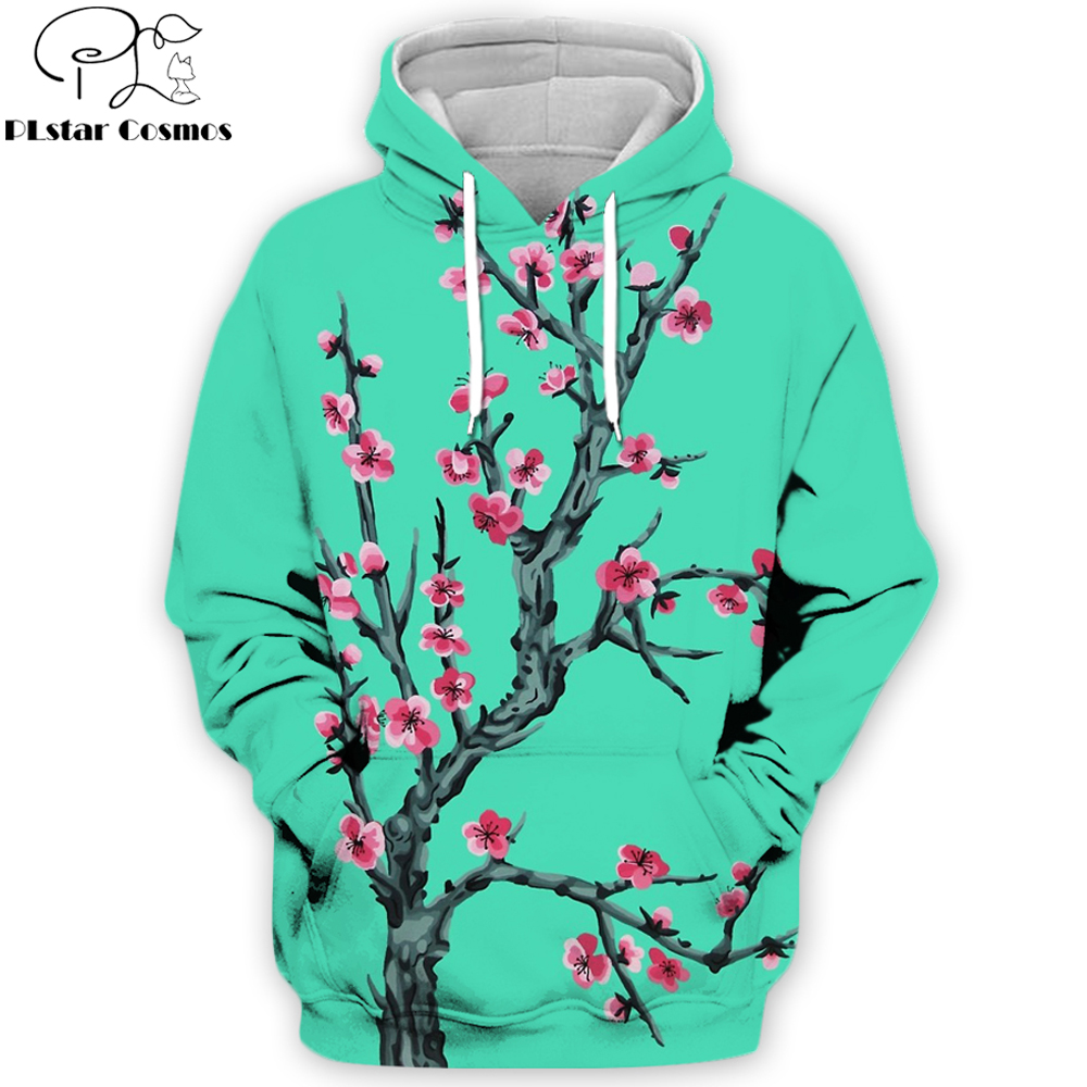 2018 Casual 3D Men Autumn Winter Long Sleeve Quality Hoodies Sweatshirt Blouse Warm-up Top
