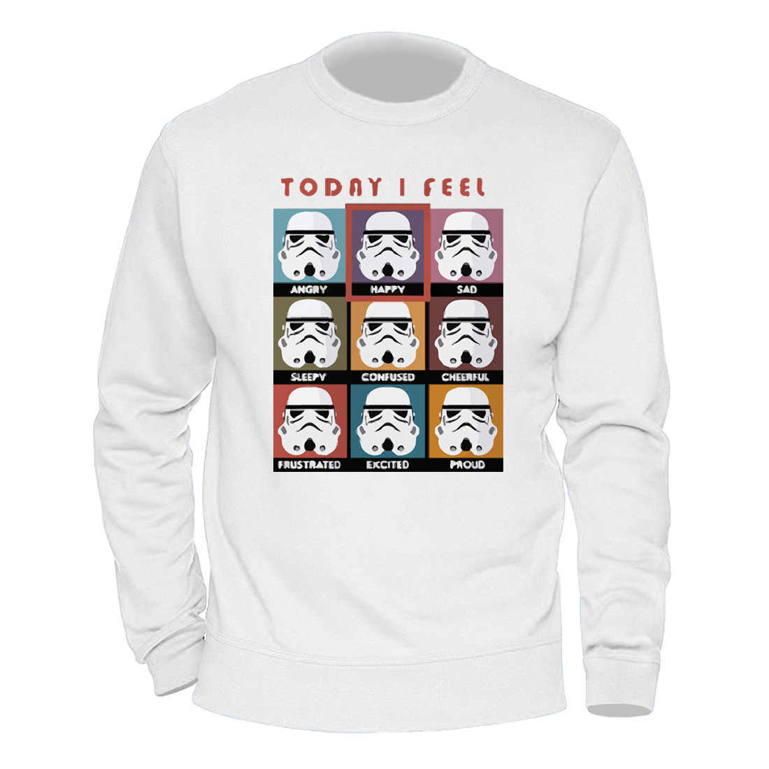 남성 탑스 인쇄 스타 워즈 Stormtrooper Clothes 2020 따뜻한 가을 겨울 후드 Streetwear Man Funny Sweatshirts Retro Clothes