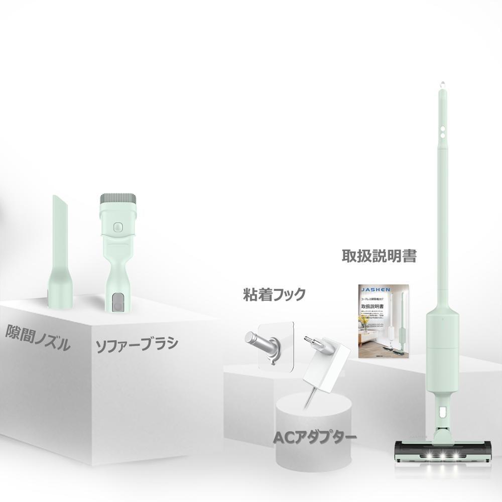 Купить с кэшбэком Cordless Vacuum Cleaner 120W, Powerful Suction Vacuum Cleaner,2 In 1 Handheld Lightweight Stick Vacuum