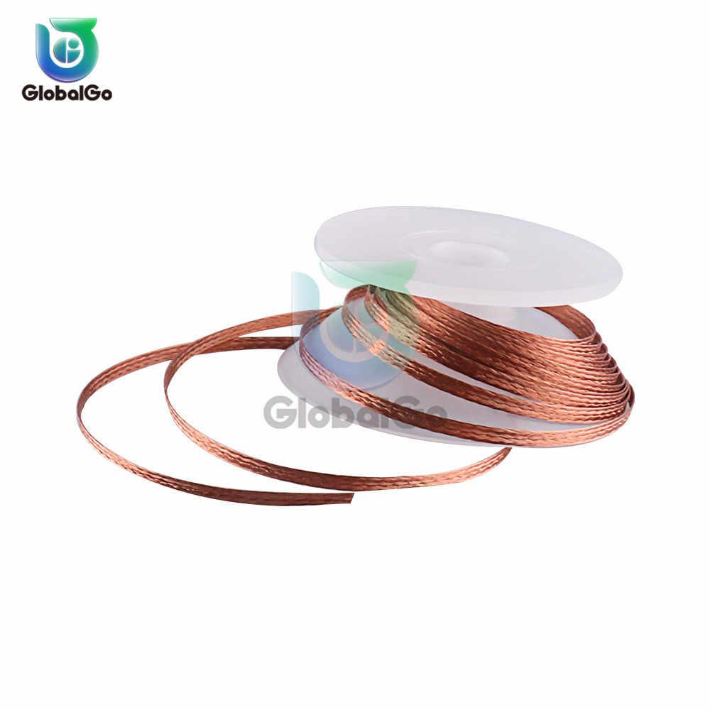 เข็มรูปดาว-922 PCB PGA BGA SMD ยืดหยุ่น TIP Syringe จาระบีฟลักซ์ซ่อม Solde SOLDER remover Wick Wire