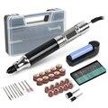 Мини Беспроводная Дрель гравировальная ручка электрическая дрель шлифовальная машина с литиевой батареей 3 7 в перезаряжаемый инструмент д...