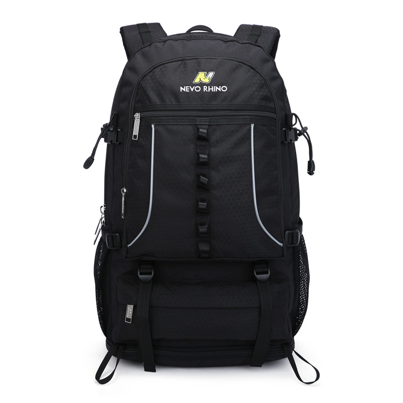 NEVO RHINO 45L Waterproof Men's <font><b>Backpack</b></font> <font><b>Unisex</b></font> travel pack bag hiking Outdoor Mountaineering Climbing Camping <font><b>backpack</b></font> for male image