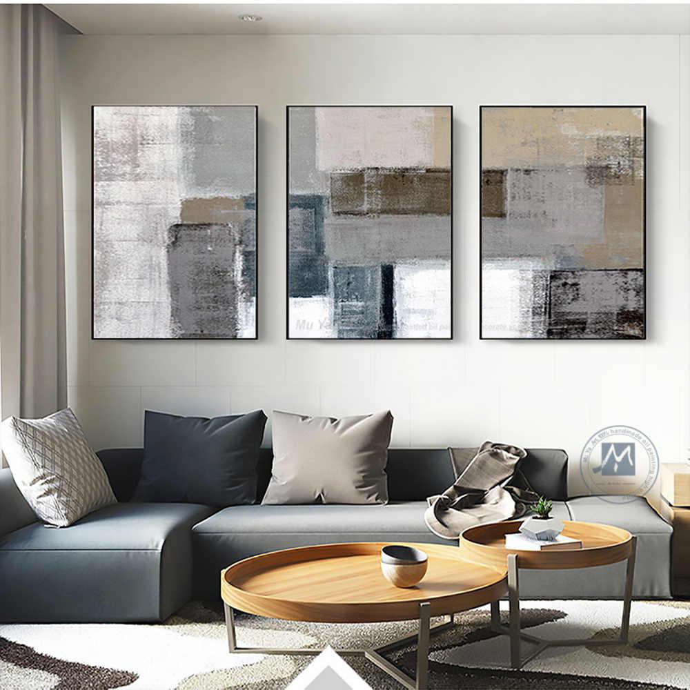 Tableau De Decoration Murale Moderne Pour Salon Aliexpress
