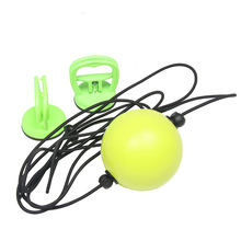 boxing reaction training ball speed ball decompression ball for gym boxing improve speed with reaction training Boxing Speed Ball Adult Reaction Fitness Training Decompression Venting Equipment Slimming Home Suction Cup Hanging Type