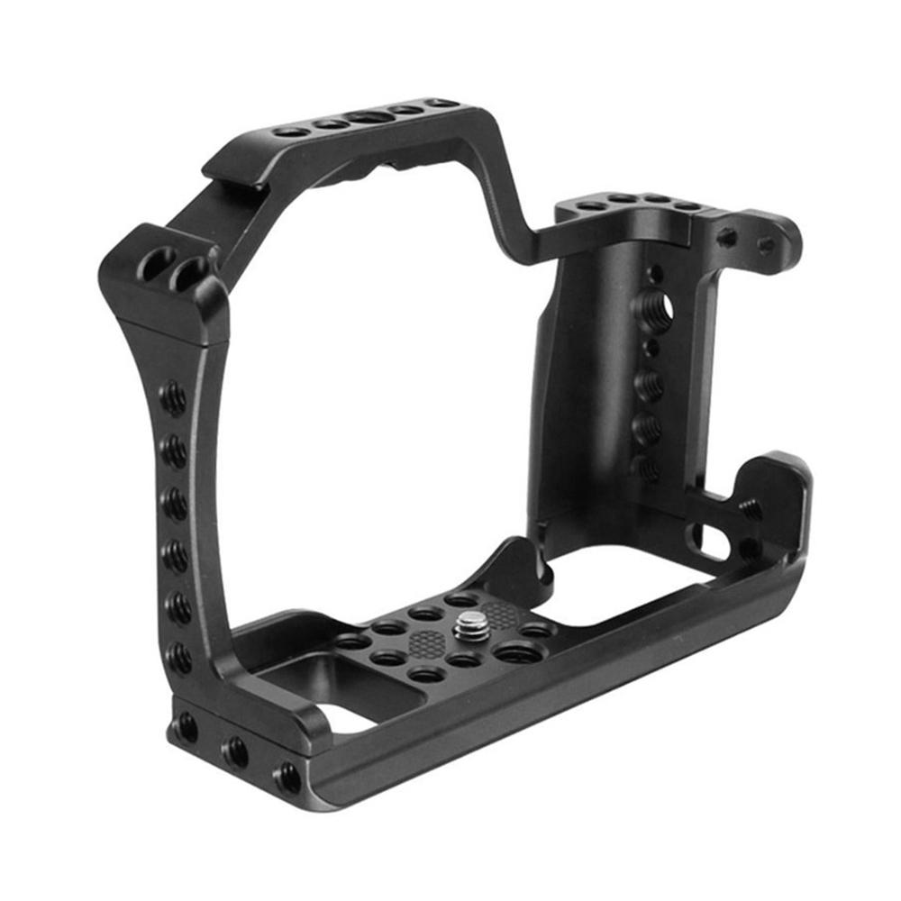 M50 Professional DSLR Camera Cage Protective Case For Canon M50 M5 Quick Release Cage For EOS M50 With 1/4