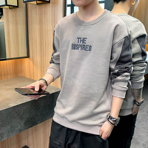 Men's Clothing Men-Sets Take Dong Cultivate Qiu Round-Collar Morality Comfortable of