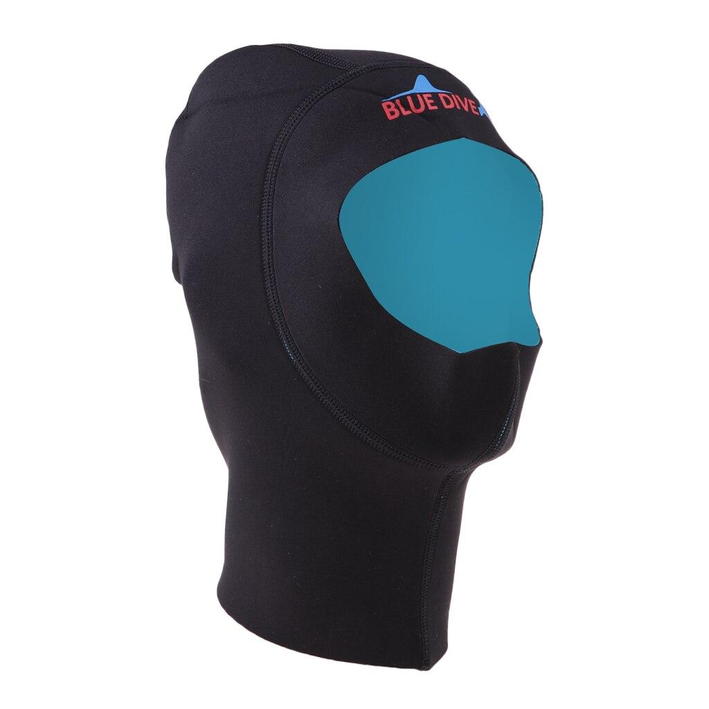 T-best Wetsuit Hood 1mm//3mm Neoprene Scuba Snorkeling Dive Diving Hood Surf Surfing Divers Hat Diving Cap