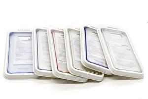 Image 5 - 100% Оригинальный чехол для телефона Samsung Galaxy S8 + S8 Plus G9550 SM G9 SM G955 GALAXY S8 Прозрачный жесткий чехол 6 видов цветов