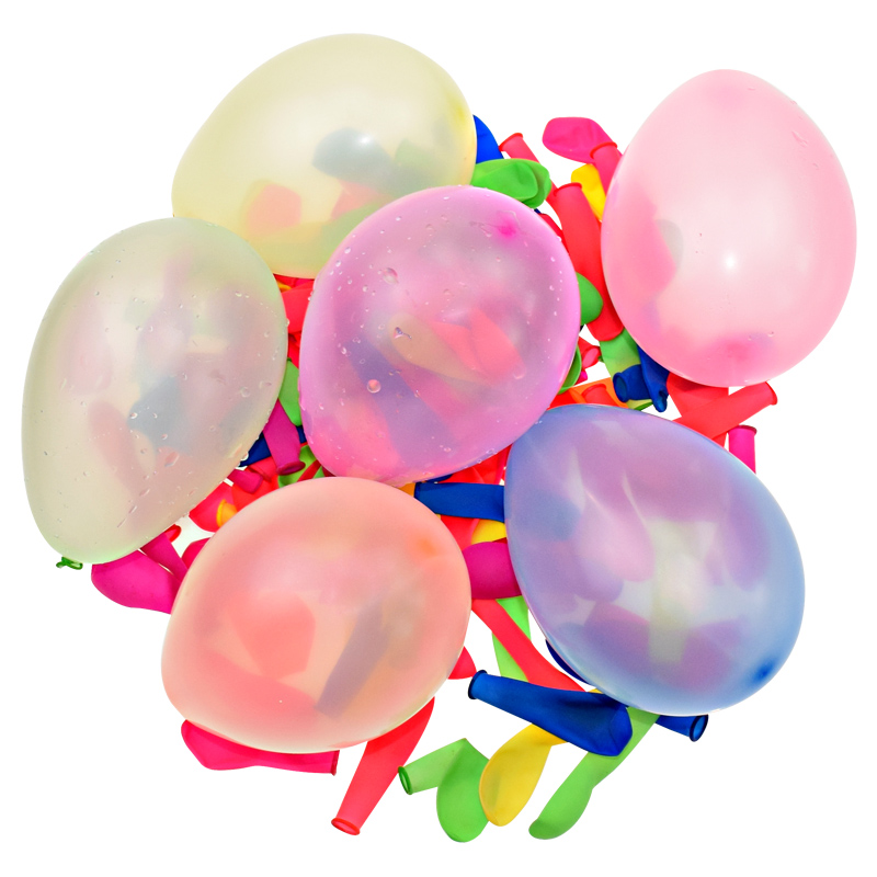 120/200pcs Colorful Water Balloons Boom For Wedding Party Children Party Decoration Summer Sands Beach Water Balloons Boom Toys