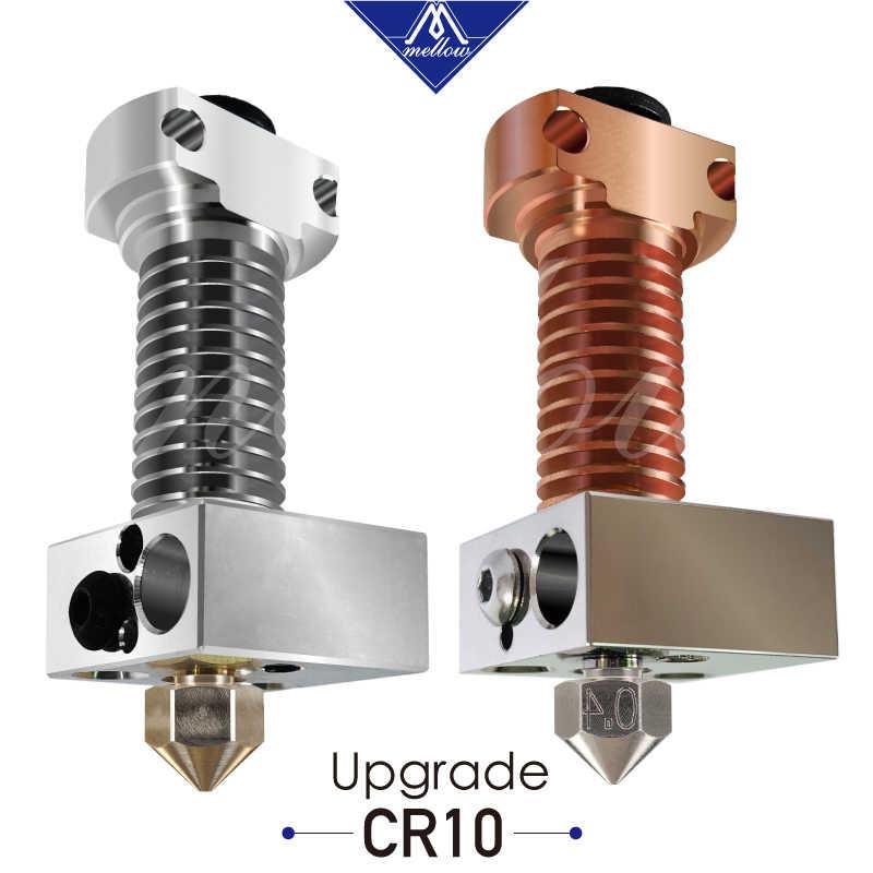 يانع ثلاثية الأبعاد أجزاء الطابعة جميع المعادن NF الذكية-CR10 هوتند الطارد عدة لترقية كرياليتي أندر 3 أندر 3 برو مايكرو السويسري