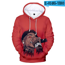 Funny Youngboy 3D Hoodies Sweatshirts Men/Women Young People Long Sleeve Hoodie Fashion Casual Sweatshirt Pullovers