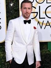 Свадебный смокинг для мужчин костюм белые костюмы на заказ мужские