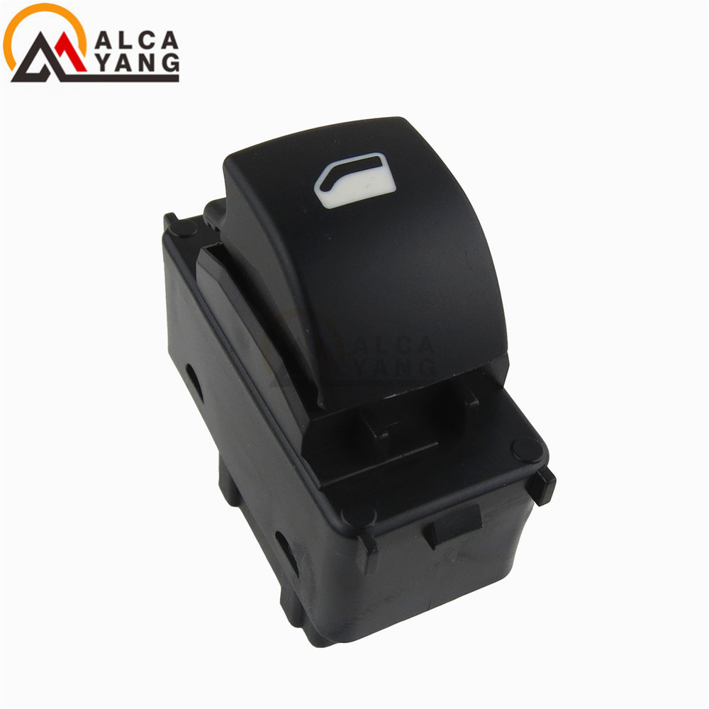 YAOPEI 6 Pins Single Window Switch Window 6490.E2 for 207 Partner Tepee Berlingo