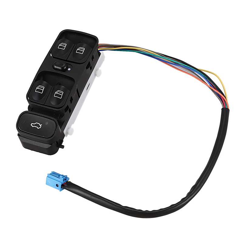 A2038200110 A2098203410 Window Power Control Switch Button For MERCEDES C CLASS W203 C180 C200 C220 2038210679 A2038210679