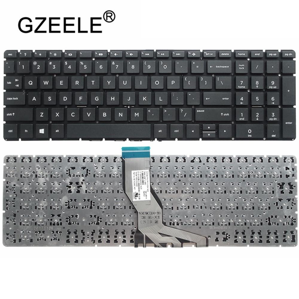 GZEELE For HP 17-AK 17-AK013DX 17-BS 17-BS018CA 17-BS043CL 17-AR Keyboard US 926560-001 17-AK000 17-AK013DX 17-BS000 17-BS018CA