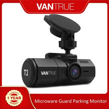 Vantrue T2 Dash Cam 24/7 Surveillance Super Capacitor Dash Camera HDR 1080P Car DVR Video Registrar Microwave Guard Parking Mode 1