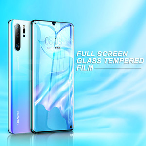 Image 2 - Защитное стекло 9D для Huawei P30 P20 Pro P20 P10 Lite Plus P Smart 2019, полноэкранная защита, закаленное стекло, пленка, чехол