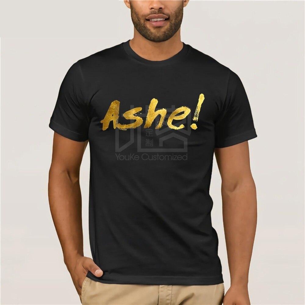 Yoruba Orisha Ashe T-Shirt Cool  T-shirt  Clothes Popular T-Shirt Crewneck 100% Cotton Tees  For Men Tops