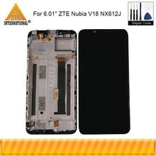 NX612J Frame Axisinternational V18