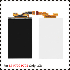 Image 2 - New High Quality 4.3 For LG Optimus L7 P700 P705 Lcd Display With Touch Screen Digitizer Sensor