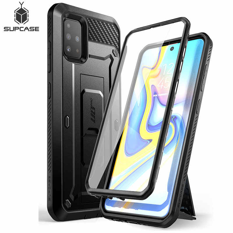 For Samsung Galaxy A51 Case (Not Fit A50 & A51 5G) SUPCASE UB Pro Full-Body Rugged Holster Case with Built-in Screen Protector