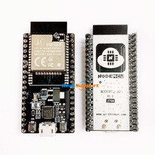 Placa de desarrollo NodeMCU ESP32 Lua WiFi IOT ESP32, ESP32 WROOM 32, Dual Core, inalámbrico, módulo BLE, ai thinker