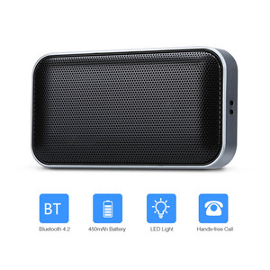 Image 5 - Wireless Bluetooth 4.2 Speaker Portable Music Player Mini Loudspeaker With Built In Microphone