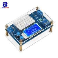 CC CV понижающий преобразователь dc-dc 5,3 V-32 V до 1,2 V-32 V 12A 160W понижающий модуль питания регулятор напряжения lcd-трансформатор/w корпус