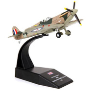1/72 Scale U.K. Classic Jet Fighter England World War II Army Fighter Model Aircraft Airplane Toys Adult Children Gifts Military