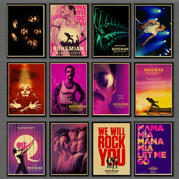 Bohemian Rhapsody Queen Prints