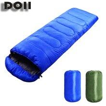 Sleeping Bag Camping Envelope Sleeping 700g Thermal Adult Spring / Summer Sleeping Bag Outdoor Travel Waterproof Sleeping Bed