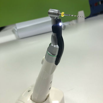 Dental 16:1 MINI Reduction Contra Angle Head For Wireless Motor Fit Endo Files Dental Lab Equipment Dental Tools