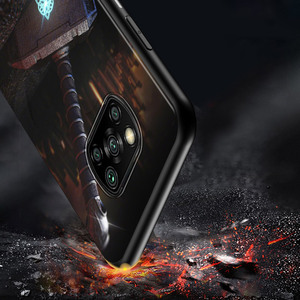 Image 5 - Iron Man Marvel Avengers dla Xiaomi Poco X3 NFC M2 X2 F2 F3 C3 M3 F1 Pro Mi grać Mix 3 A3 A2 A1 6 5 Lite miękki futerał na telefon
