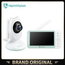 HeimVision HMA32MQ bebé Monitor cámara de Video de Audio 4,3