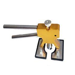 Narzędzie do naprawy karoserii samochodu narzędzie do ściągania karoserii ściągacz do ściągania uszczelki zestaw do ściągania złota 19 sztuk zestaw do ściągania w Zestawy narzędzi ręcznych od Narzędzia na