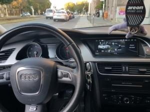 """Image 2 - Coika 8.8 """"rádio da tela de toque do carro do sistema de android 10.0 para audi a5 2009 2016 com 2 + 32g ram gps navi google carplay wifi swc dvr"""